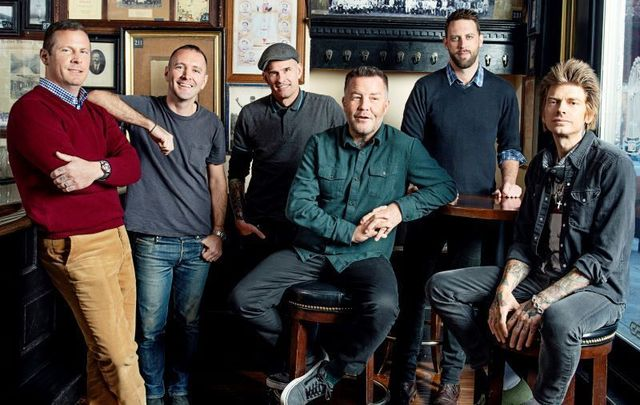 Dropkick Murphys \'Streaming Outta Fenway\' show raised money for some very deserving charities.