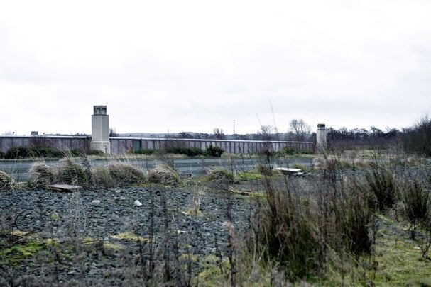 Maze Prison in Lisburn, Northern Ireland, pictured here in February 2017.