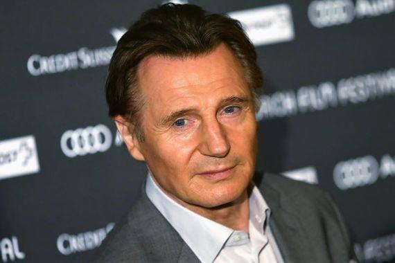 Liam Neeson turned 68 on Sunday.