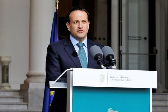 Leo Varadkar includes references to historical or cultural figures in a number of his most high-profile speeches.