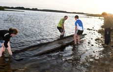 Irish schoolboy discovers 4,000-year-old boat in Roscommon