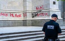 No prosecution for alleged getaway driver of St. Patrick's Cathedral vandals