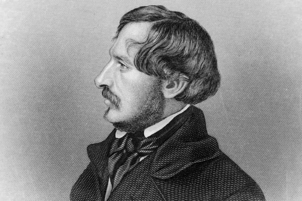 "John Mitchel, Young Ireland revolutionary and author of ""Jail Journal, l.\"""