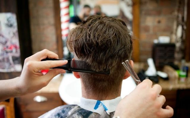 Barbers and hairdressers have been closed in Ireland since mid-March.
