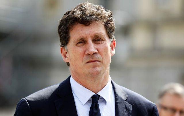 Ireland\'s Green Party leader Eamon Ryan issued an apology after using the n-word in the Dáil today.