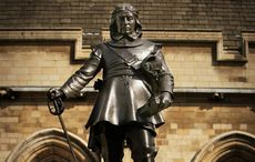 Boris Johnson says London's Oliver Cromwell statue should stay