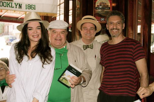 Bloomsday in Brooklyn goes online.