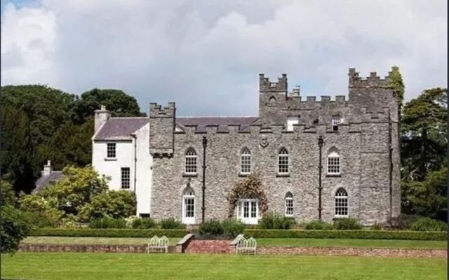 Knockabbey Castle is a perfect dream home in Louth.