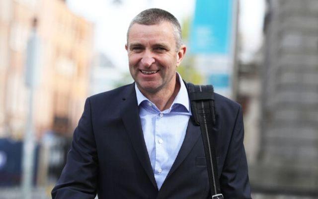 Niall Collins, Fianna Fail TD.