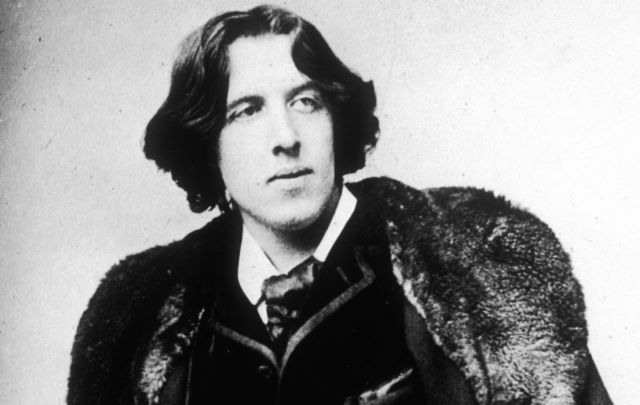 Oscar Wilde, one of Ireland\'s most popular playwrights and poets.