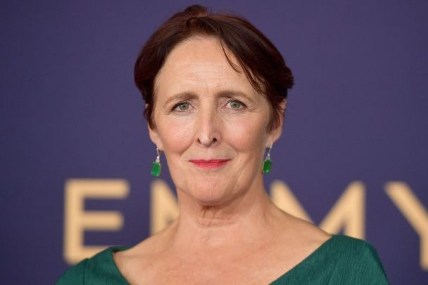 Fiona Shaw at the 71st Emmy Awards at Microsoft Theater on September 22, 2019, in Los Angeles, California.