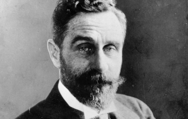 Roger Casement, pictured here circa 1900.