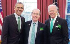 Ex-US Ambassador says Irish America must choose Biden and end the Trump nightmare