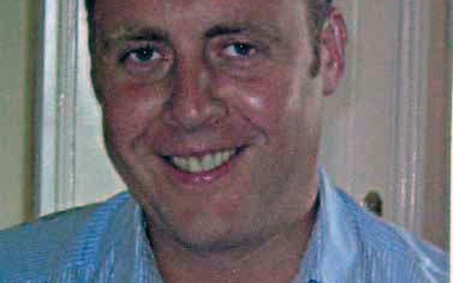 Murdered in 2013, Detective Garda Adrian Donohoe.