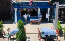 New York Irish bars and restaurants finally open for business post COVID