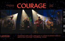 WATCH: Lankum performs from Kilkenny Castle in Ireland!
