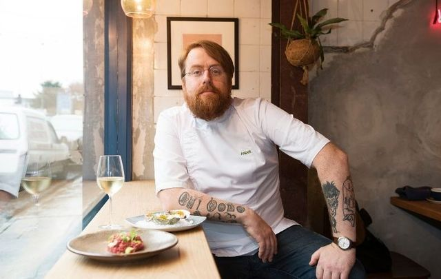 JP McMahon is offering private online classes from his Michelin-Star Aniar Restaurant and Cookery School in Galway.