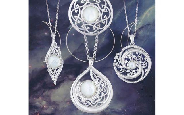 Boru Jewelry\'s Arian collection.