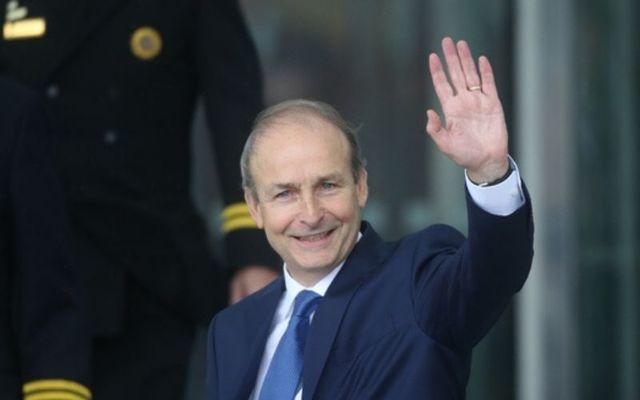 Micheál Martin will lead the 33rd Dáil.