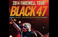 """And so it goes…""""Last Call"""" for Black 47"""