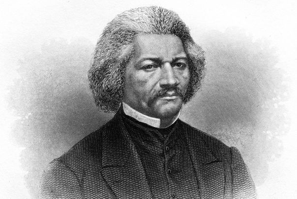 Frederick Douglass visited Cork in 1845.