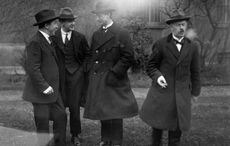 Michael Collins and Eamon de Valera settle their split almost 100 years later