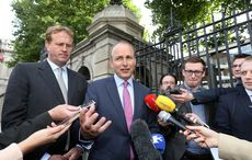 Tough times in Ireland for historic government coalition
