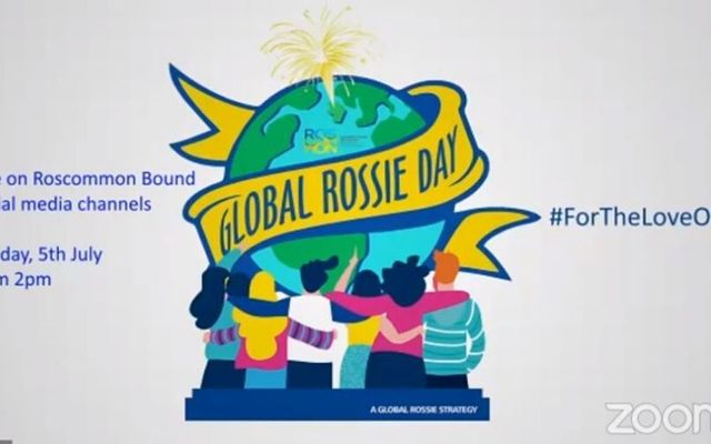 Global Rossie Day takes place this coming Sunday.