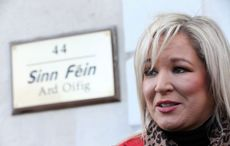 Sinn Féin leader in NI asked to stand aside after attending Belfast funeral