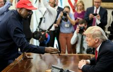 Kanye West announces intention to run for president in 2020