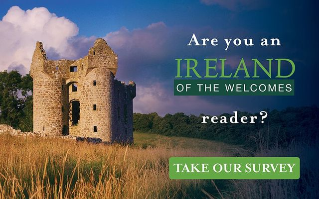 Take Ireland of the Welcomes magazine survey and let us know what you think.