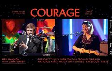 LIVE NOW: Neil Hannon, Cathy Davey, and Eve Belle perform live from Ireland today!