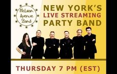 LIVE NOW: Padraig Allen and the McLean Avenue Band performing!