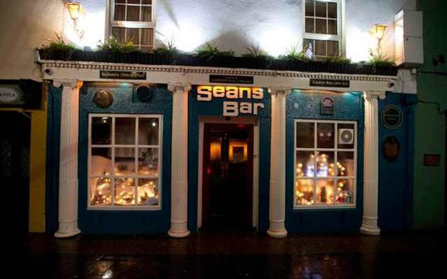 Seán\'s Bar in Anthlone, Co Westmeath.