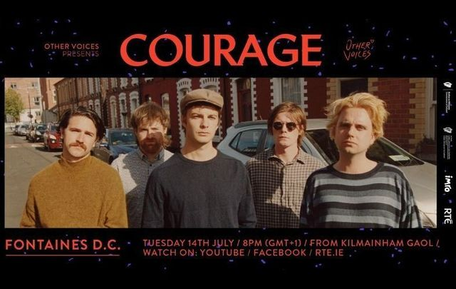 Fontaines D.C. will be performing live from Ireland on Tuesday, July 14 as part of the \'Courage\' series from Other Voices - tune in here!