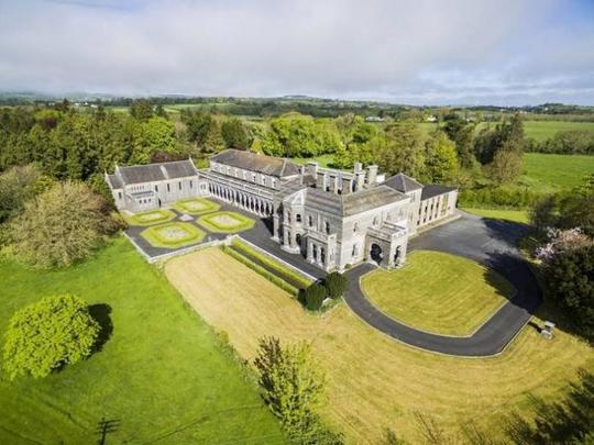 Looking for a new job? What about lord of the manor at Cahermoyle House, County Limerick.