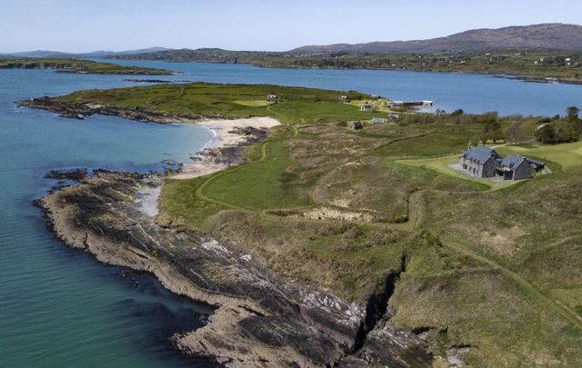 Horse Island off the coast of Co Cork has been sold to an anonymous buyer for more than €5.5 million.