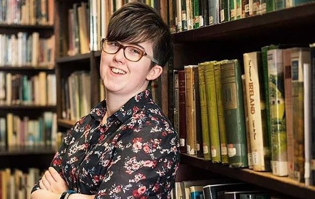 Journalist Lyra McKee was shot and killed while observing a night of violence in Derry in April 2019.