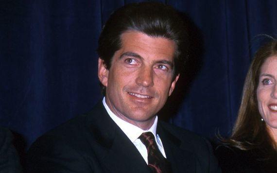 John F. Kennedy Jr. died in 1999.
