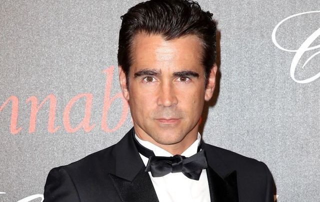 Colin Farrell, one of Ireland\'s biggest Hollywood stars, pictured here in 2017.