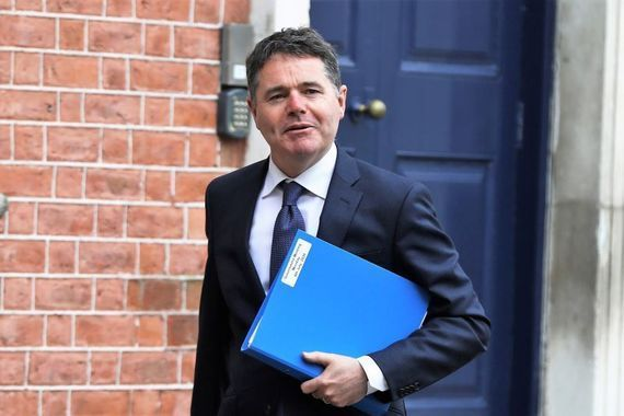 Paschal Donohoe, Ireland\'s Minister for Finance, was recently elected president of the Eurogroup.