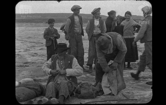 "The Irish Film Institute has shared \""Wonderful Western Islanders\"" on its IFI Player."
