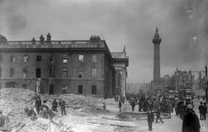 Anger as historic Easter Rising stones go missing
