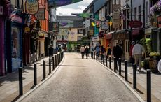 Killarney, a favorite amongst American tourists, is a ghost town this year