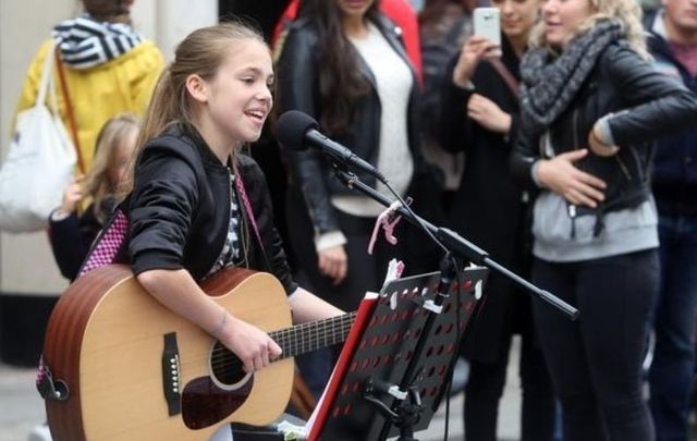Allie Sherlock is one of Ireland\'s brightest young talents.