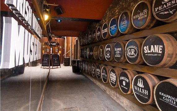 Irish Whiskey Museum.