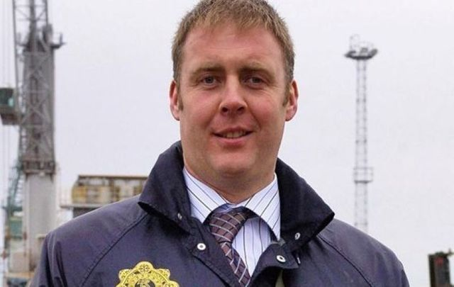 Detective Garda Adrian Donohoe was shot in the line of duty in 2013.