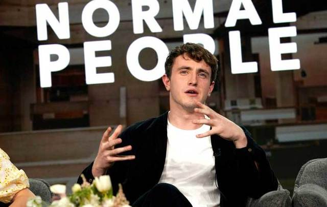 """Irish actor Paul Mescal has nabbed his first Emmy nomination for his work on \""""Normal People.\"""""""