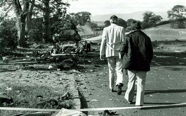 A promo shot from the Netflix documentary, ReMastered – The Miami Showband Massacre