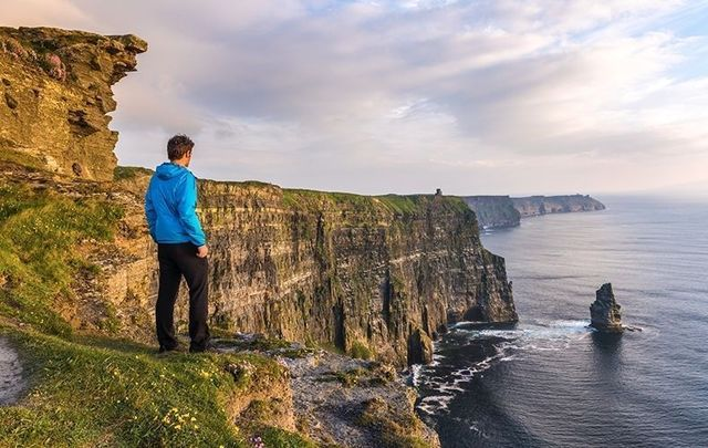 Is the Cliffs of Moher on your list to visit during your next vacation to Ireland?
